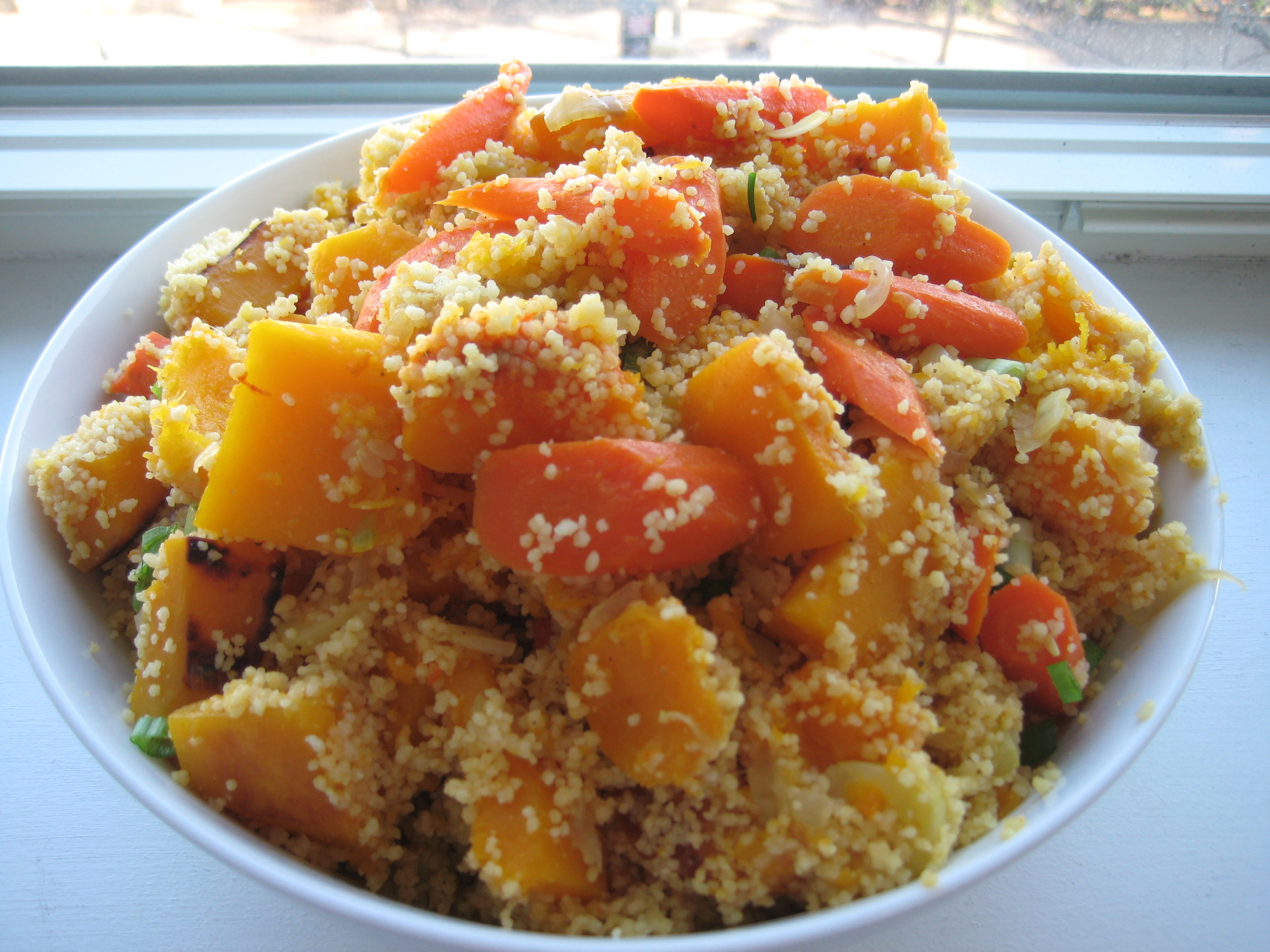 how to cook semolina couscous
