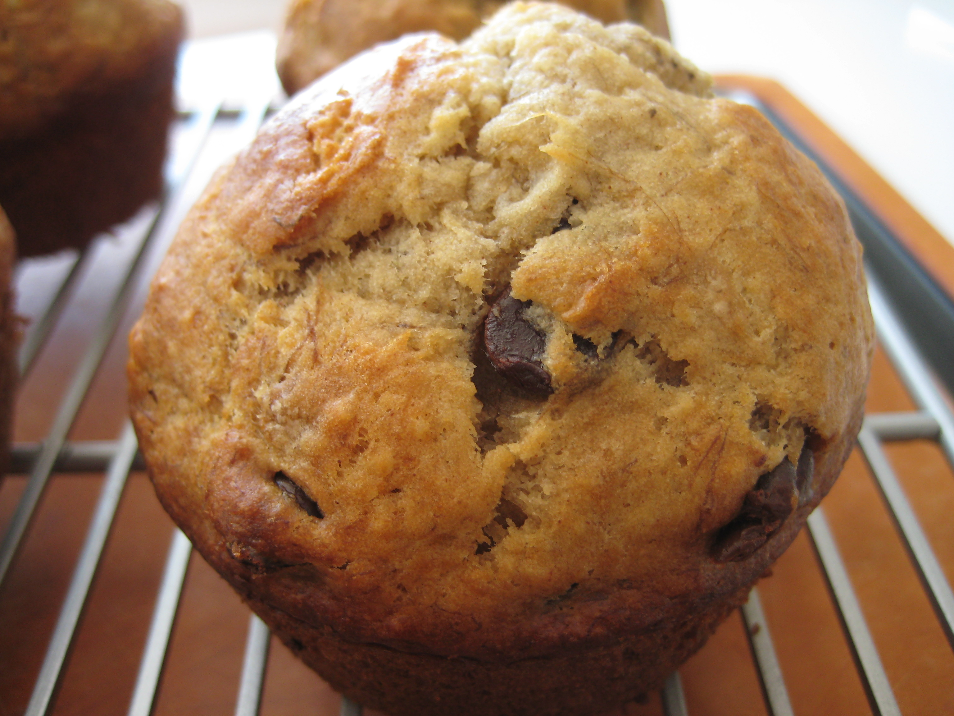 overripe bananas 1 cup chocolate white chocolate or butterscotch chips ...