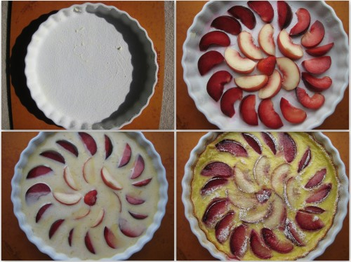 Clafouti Collage