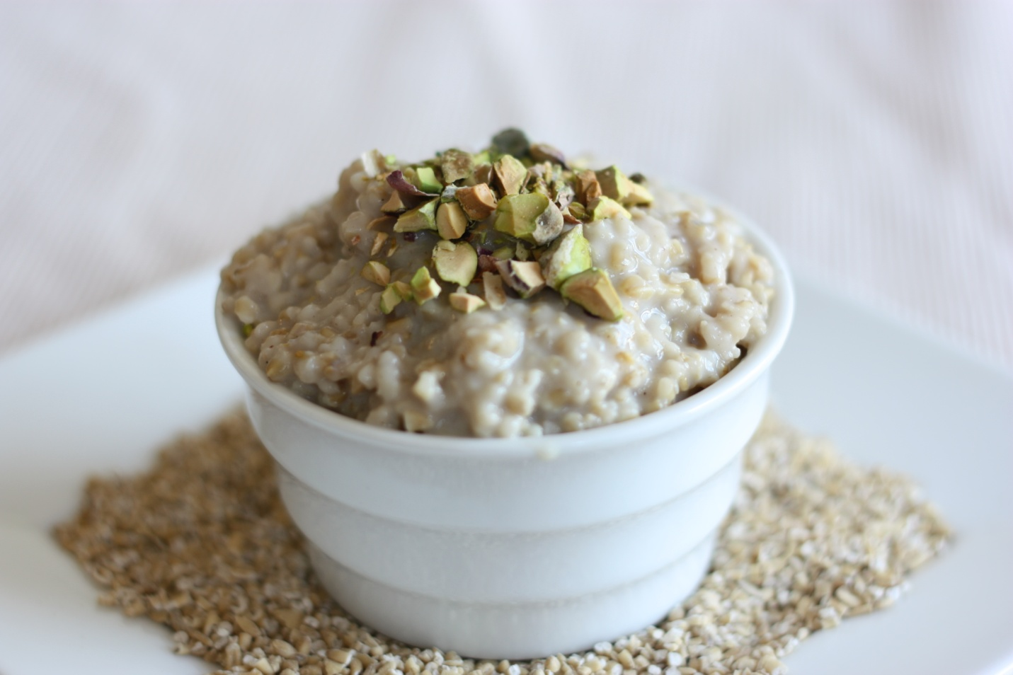Steel-Cut Oats Recipe — Dishmaps