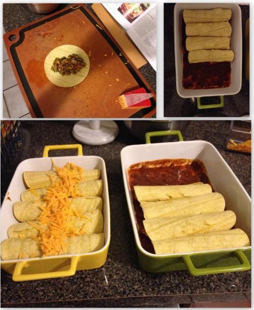 Collage Enchilada
